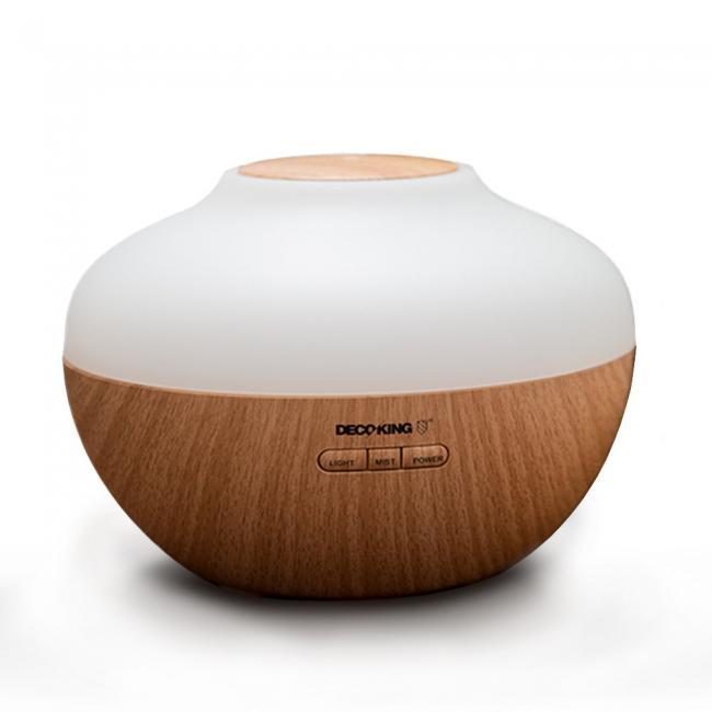Deco King - Dyfuzor zapachowy, nawilżacz powietrza