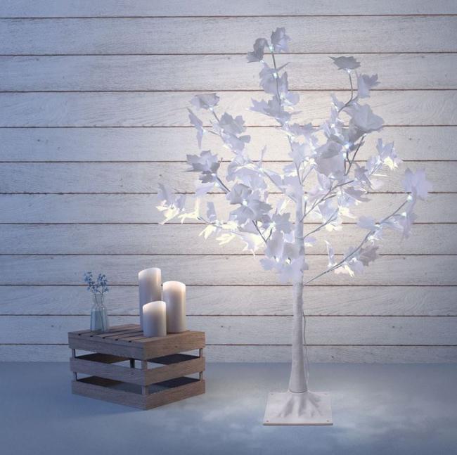 DecoKing - Drzewko LED – Klon - 1 m