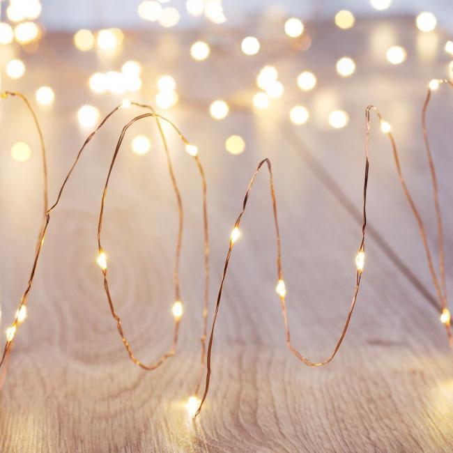 DecoKing - Girlanda dekoracyjna LED - różne warianty