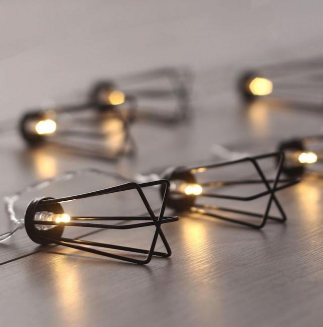 DecoKing - Dekoracyjne lampki LED – Industry