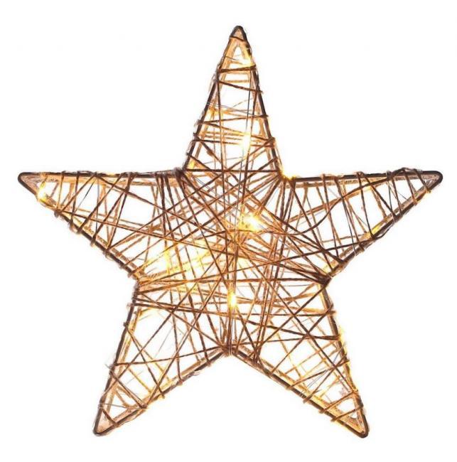 DecoKing - Leddeco - gwiazda LED