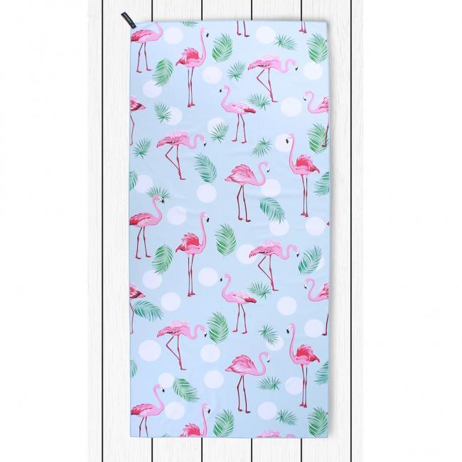 DecoKing - Ręcznik plażowy 80x180cm LAGOON