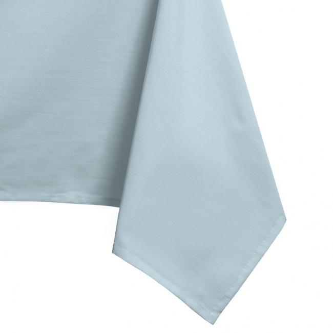 DecoKing - Obrus plamoodporny  - różne rozmiary - OWALNY - srebrnoniebieski