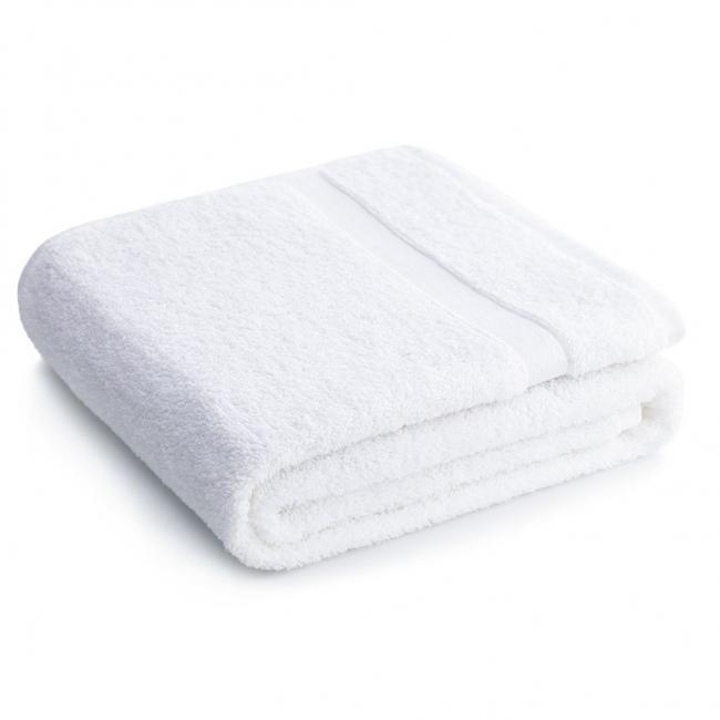 Ręcznik 100% bawełna,  30x50 cm, biały - zestaw 6 sztuk
