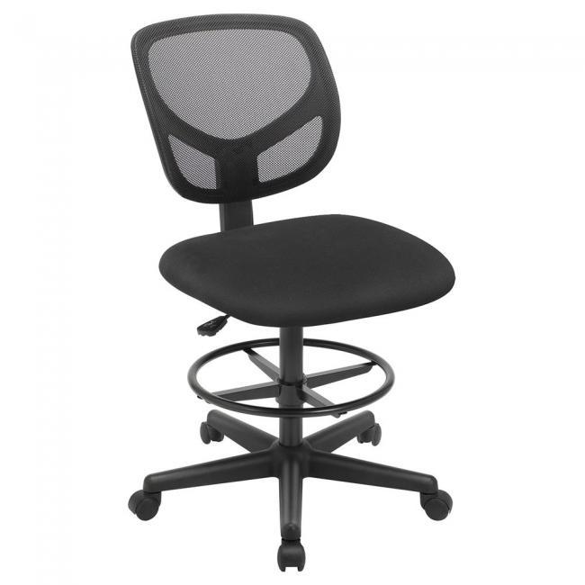 Krzesło biurowe bez podłokietników