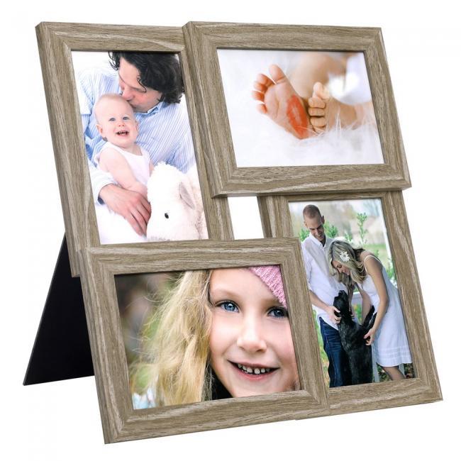 Ramka na 4 zdjęcia 10x15cm