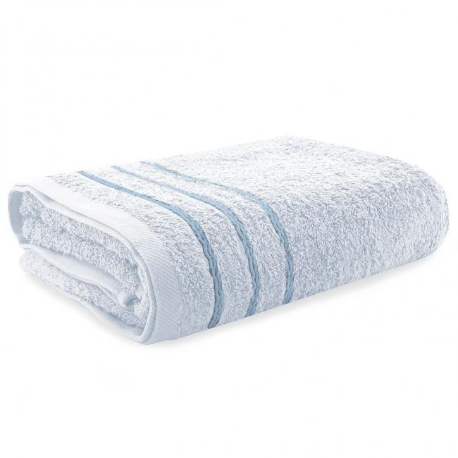 Ręcznik frotte 50x90 jasnoniebieski