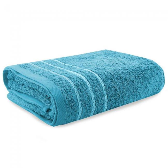 Ręcznik Frotte 70x140 turkusowy