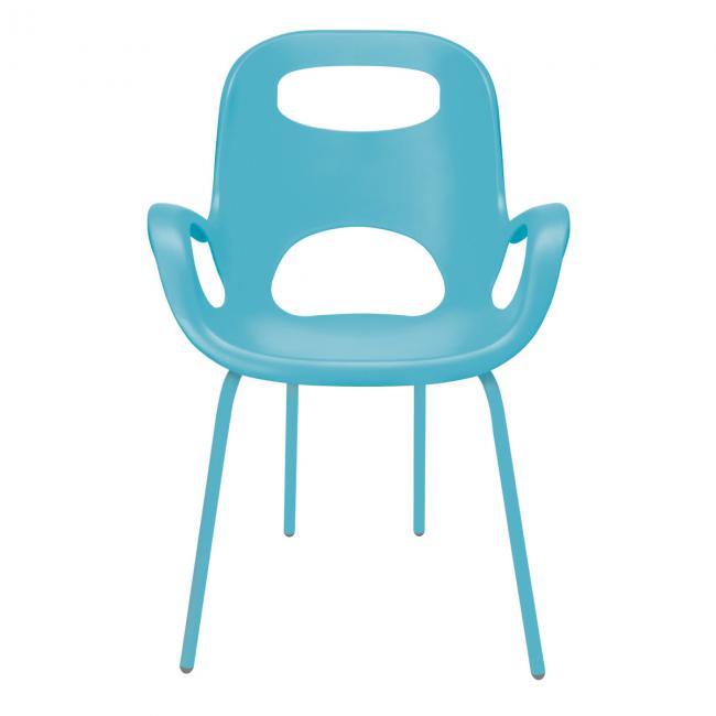 Krzesło turkusowe