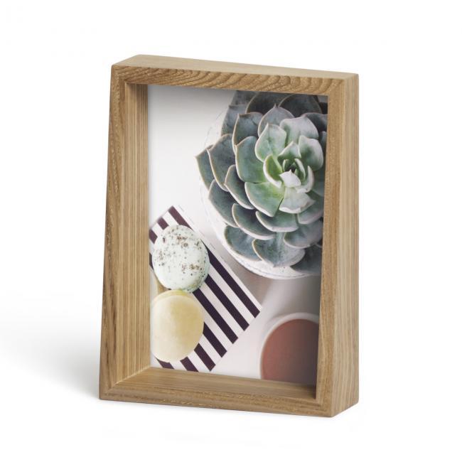 Ramka na zdjęcie - kolor naturalne drewno