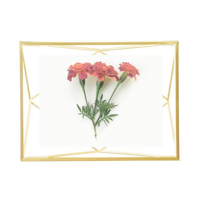 Ramka na obraz - kolor mosiądz