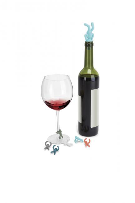Zestaw korków do wina