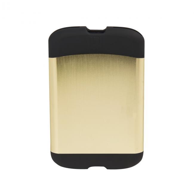 Etui na karty kredytowe Magnetyczne Złote BUNGEE
