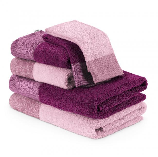 AmeliaHome - Ręcznik - zestaw