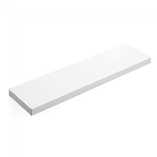 Półka ścienna biała