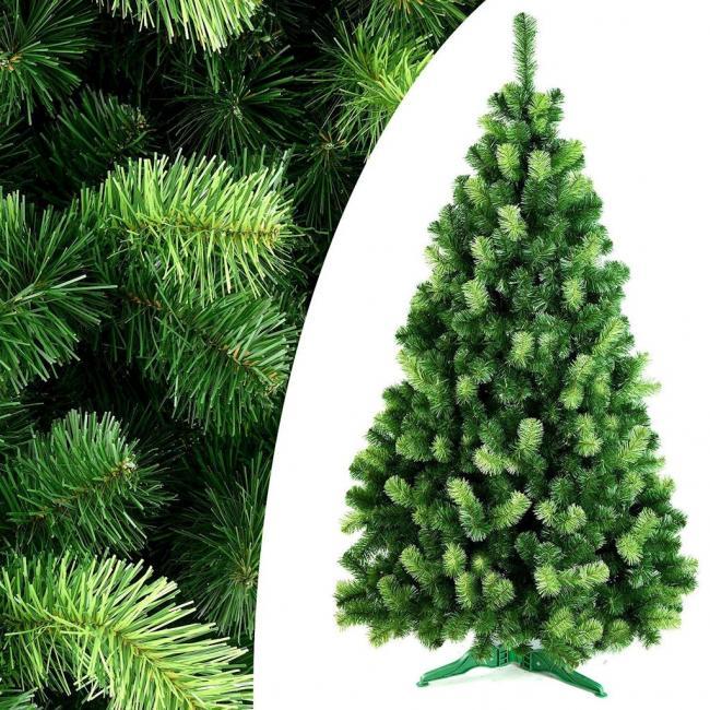 DecoKing - Sztuczna choinka – Jodła Daria - zielona - różne wysokości