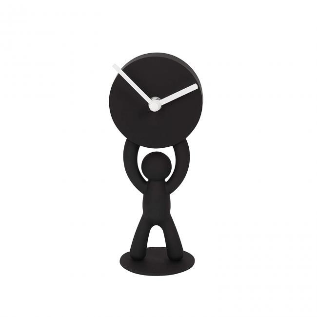 Zegar stojący Czarny