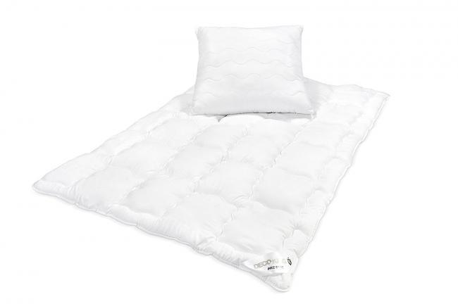 DecoKing - kołdra całoroczna Inez i dwie poduszki Inez - 200cm x 220cm + 2*80cm x 80cm