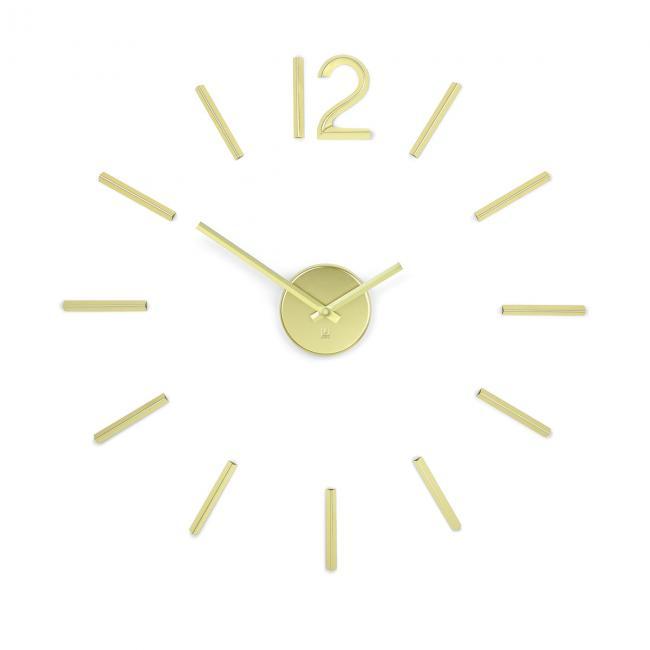 Zagar ścienny - kolor złoty