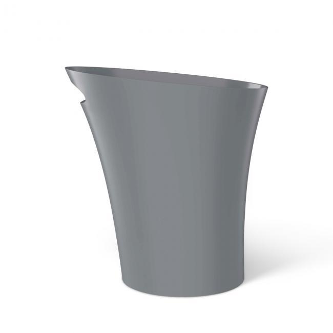Pojemnik na śmieci/kosz - grafitowy