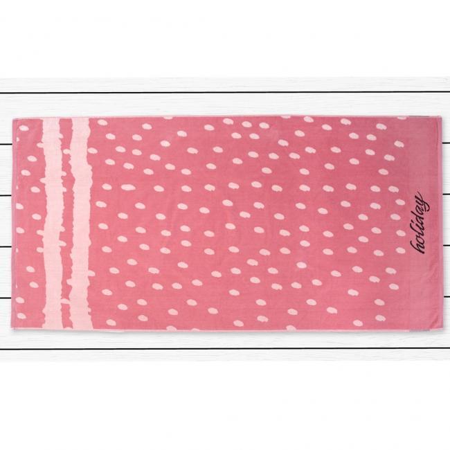 DecoKing - ręcznik plażowy 100% bawełny - 90x180cm - HOLIDAY