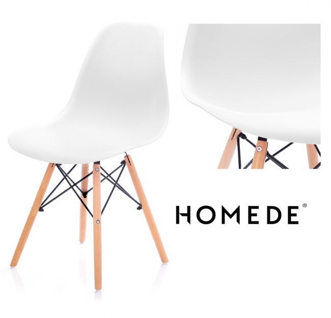 Krzesło - białe