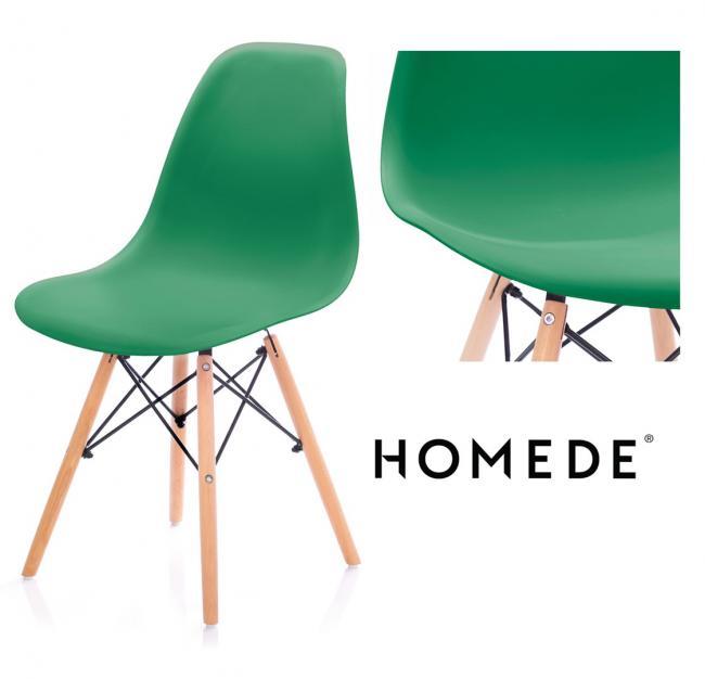 Krzesło - ciemna zieleń