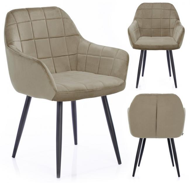 Krzesło STILLO cappuccino