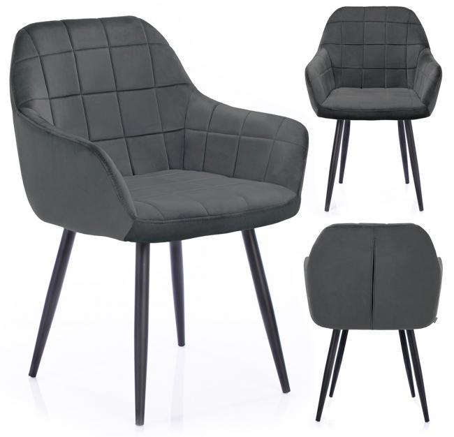 Krzesło STILLO stalowe