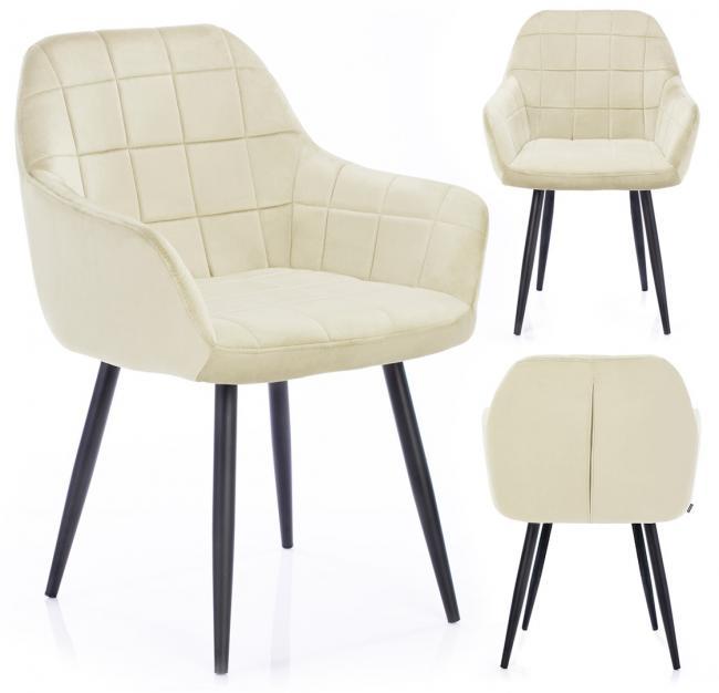 Krzesło STILLO kremowe