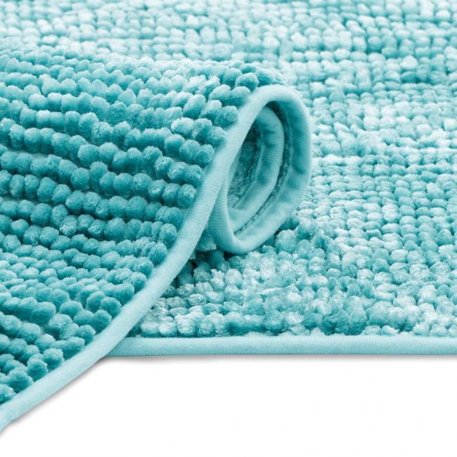 Dywanik łazienkowy - niebieski - różne rozmiary