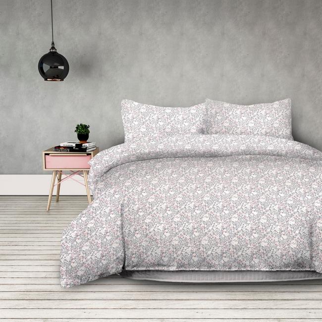 AmeliaHome - pościel z bawełny - różne rozmiary - LOVELY MORNING
