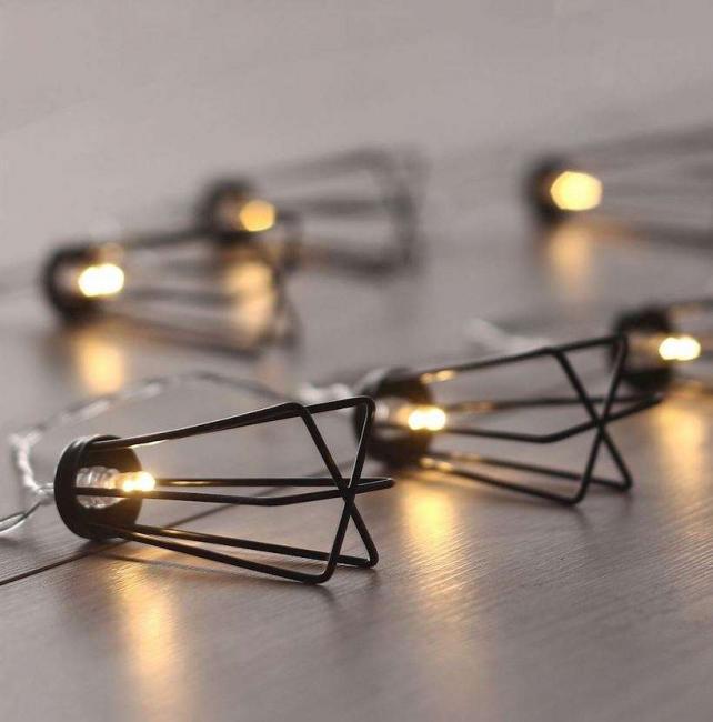 Lampki ledowe LOFT z gratisem