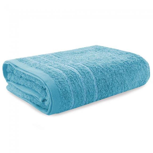 Ręcznik 100% frotte, turkusowy - różne rozmiary