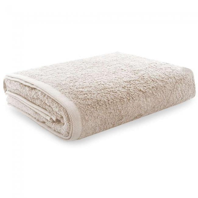 Ręcznik 100% frotte, beżowy - różne rozmiary
