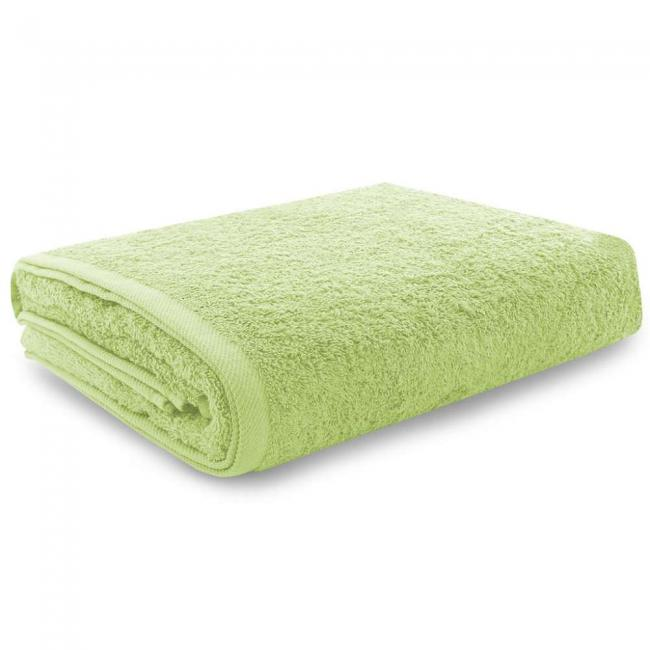 Ręcznik 100% frotte, jasnozielony - różne rozmiary