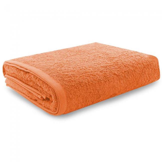 Ręcznik 100% frotte, pomarańczowy - różne rozmiary